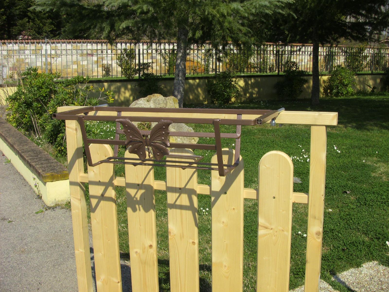 balconiera per legno